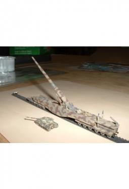 "28cm Railway Gun K5 (E) ""Leopold"""