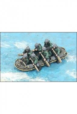Flossacke 34 Inflatable Assault Boats G594