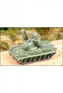 "2S6 ""TUNGUSKA"" Flakpanzer W63"