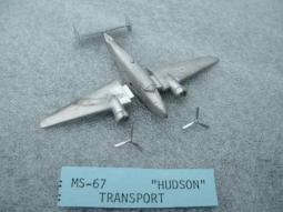 Lockheed Hudson Variante Transportflugzeug MS67