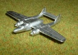 """Northrop P-61A """"Black Widow"""" Nachtjäger"""