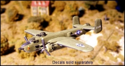 "North American ""Mitchell"" B25H 2 mot Bomber AC75"