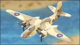 Douglas A-20 Havoc leichter Bomber AC95