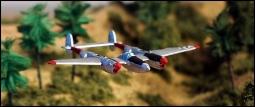 Lockheed P38J Lightning schwerer Jäger AC19