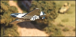 "North American P51B ""Mustang"" Jäger AC7"