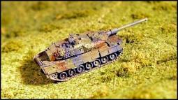 LEOPARD 2A6 Kampfpanzer N124